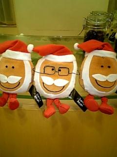 クリスマス!サンタクロース?